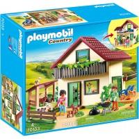 Конструктор Playmobil Современный коттедж (70133)
