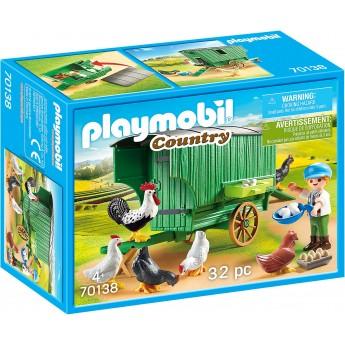 Набір Playmobil Курник (70138)