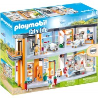Конструктор Playmobil Большой госпиталь (70190)