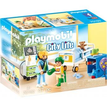 Набор Playmobil Кабинет педиатра (70192)
