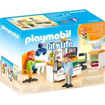 Набор Playmobil Кабинет окулиста (70197)