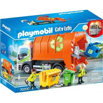 Машинка Playmobil Мусоровоз (70200)