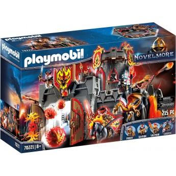 Конструктор Playmobil Форт всадников Бёрнхема (70221)