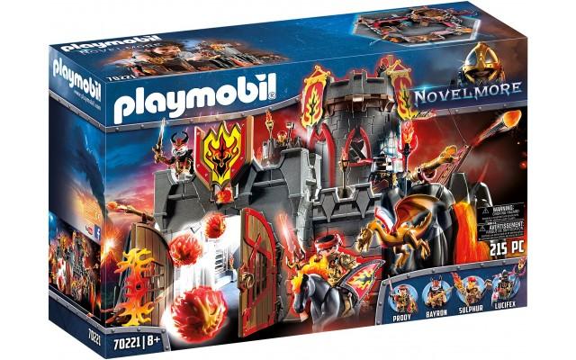 Конструктор Playmobil Форт вершників Бернхем (70221)