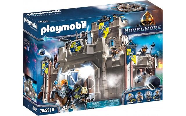 Конструктор Playmobil Форт Новелмора (70222)