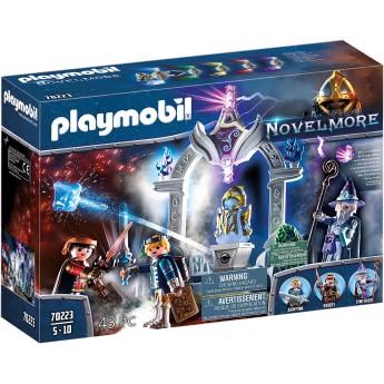 Игровой набор Playmobil Храм времени Новелмора с фигурками (70223)