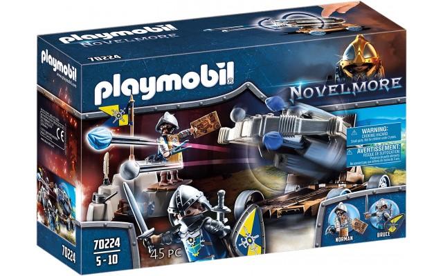 Набор Playmobil Водяная баллиста и рыцари Новелмора (70224)