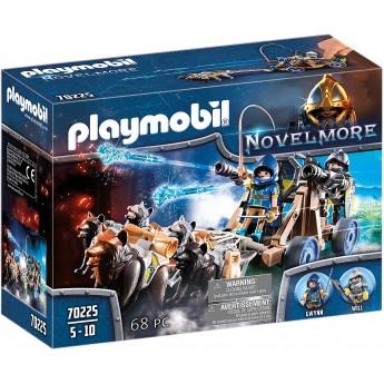 Игровой набор Playmobil Волчий отряд Новелмора с водометом (70225)
