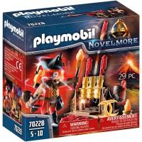 Фигурка Playmobil Мастер огня пиратов Бернхэма (70228)