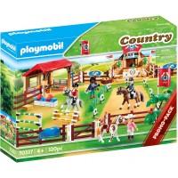 Конструктор Playmobil Великий кінний турнір (70337)