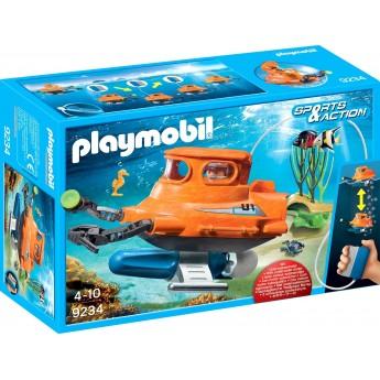 Іграшка Playmobil Підводний човен з моторчиком (9234)