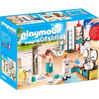 Набір Playmobil Ванна кімната (9268)