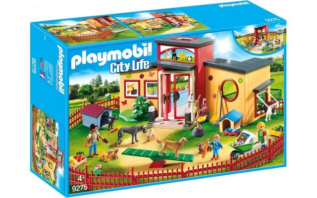 Конструктор Playmobil Гостиница для животных Крошечные лапки (9275)