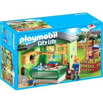 Конструктор Playmobil Замурчательный отдых кошачий приют (9276)