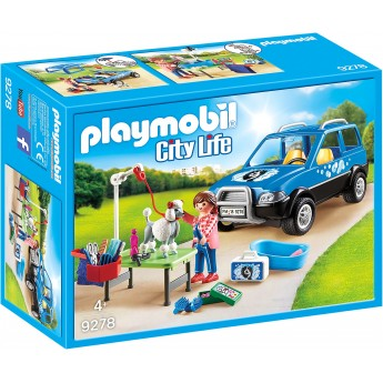 Набор Playmobil Передвижной груминг-салон (9278)