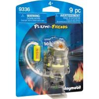 Фигурка Playmobil Пожарник в снаряжении (9336)