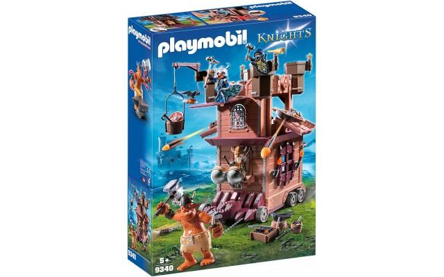 Набор Playmobil Передвижной форт гномов (9340)