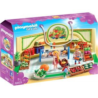 Набор Playmobil Продуктовый магазин (9403)