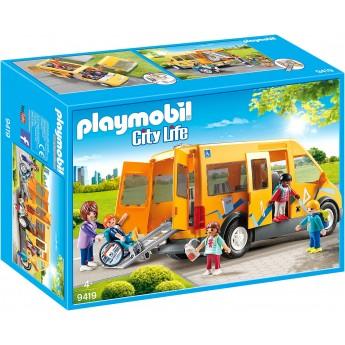 Машинка Playmobil Школьный автобус (9419)