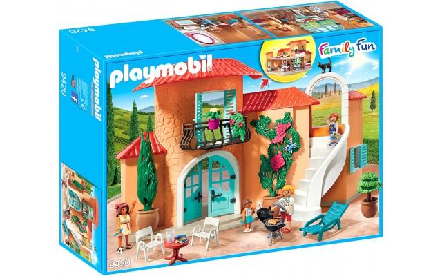 Конструктор Playmobil Солнечная вилла (9420)