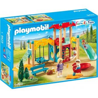 Набір Playmobil Дитячий майданчик (9423)