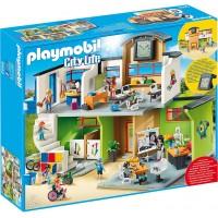 Игровой набор Playmobil Школа с оборудованием (9453)