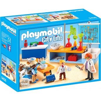 Набір Playmobil Кабінет хімії (9456)