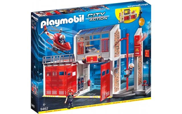 Конструктор Playmobil Пожежна станція (9462)