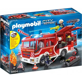 Машинка Playmobil Велика пожежна машина (9464)
