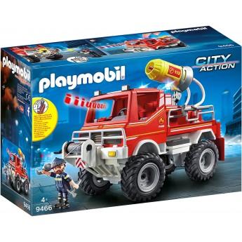 Машинка Playmobil Пожарная машина с водяной пушкой (9466)