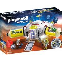 Конструктор Playmobil Space Космическая станция на Марсе (9487)