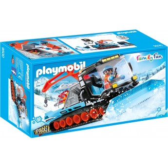 Машинка Playmobil Снегоуборочная машина (9500)