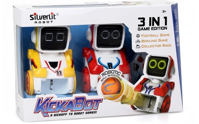 Ігровий набір Silverlit YCOO Роботи-футболісти з підсвічуванням (88549)