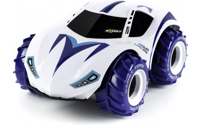 Машина-амфібія на радіокеруванні Silverlit Exost Aqua cyclone 1:10 2,4 ГГц (20125)