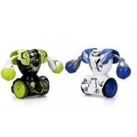 Ігровий набір Silverlit YCOO Роботи-боксери зі світлом і звуком (88052)