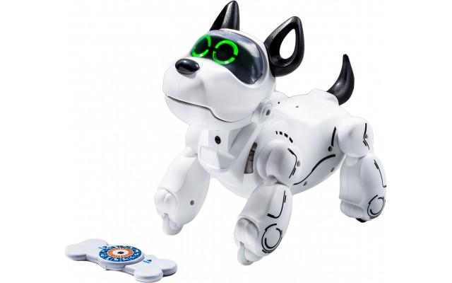 Робот Silverlit YCOO собака PUPBO рухливий зі світлом і звуком (88520)