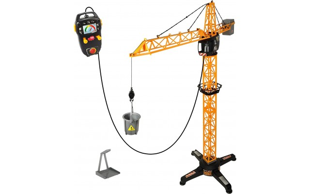 Игрушка Dickie Toys Башенный кран на дистанционном управлении 100 см (1139013)