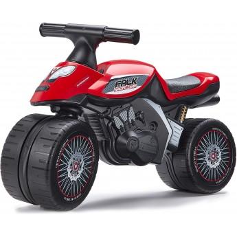 Беговел Falk 430 мотоцикл Racing Team красный