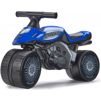 Беговел Falk 431 мотоцикл Racing Team синий