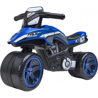 Беговел Falk 531 мотоцикл Racing Team синий