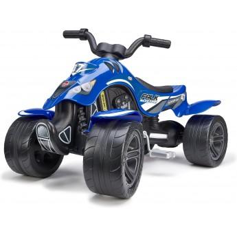 Дитячий квадроцикл на педалях Falk 631 Racing Team синій