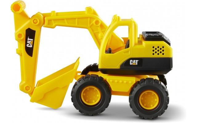 Іграшка екскаватор Cat Міні будтехніка 17 см (82015F)