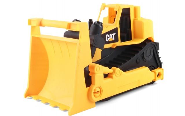 Іграшка бульдозер Cat Важка техніка 38 см (82032)
