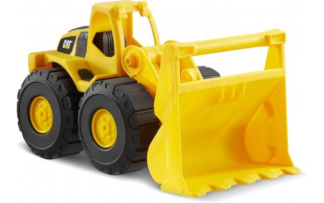 Іграшка навантажувач Cat Важка техніка 38 см (82033)