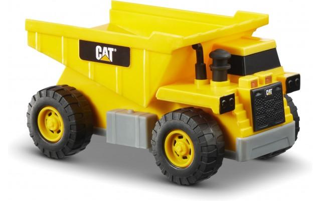 Машинка Cat самоскид Міні спецтехніка зі звуком 15 см (82261)