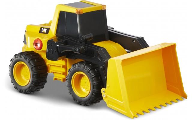 Іграшка Cat навантажувач Потужні машини зі світлом і звуком 30 см (82267)