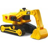 Іграшка Cat екскаватор Потужні машини зі світлом і звуком 30 см (82268)