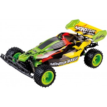 Машина на радиоуправлении Happy People Monster Buggy гоночная (H30070)
