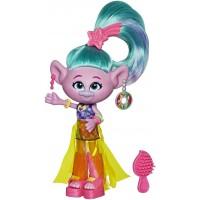 Кукла Hasbro Trolls S2 Делюкс Гламурная Сатинка,15 см (E6569/E6820)