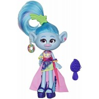 Кукла Hasbro Trolls S2 Делюкс Гламурная Синелька,15 см (E6569/E7188)